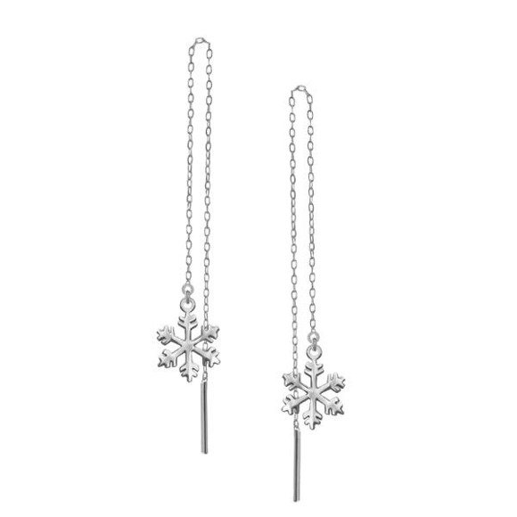 North Star earrings 925
