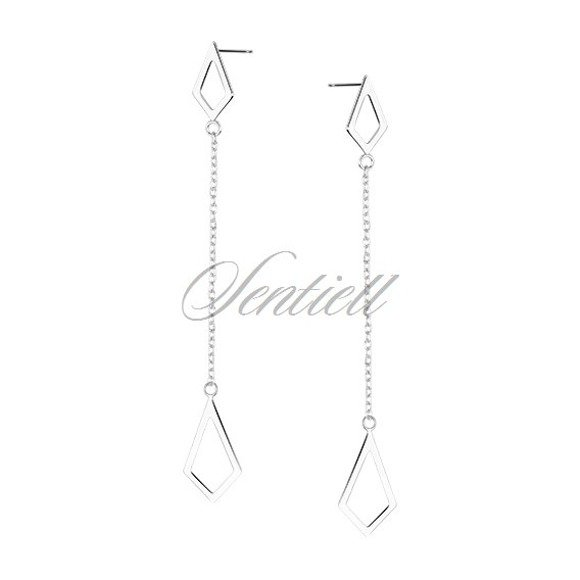 Silver (925) earrings