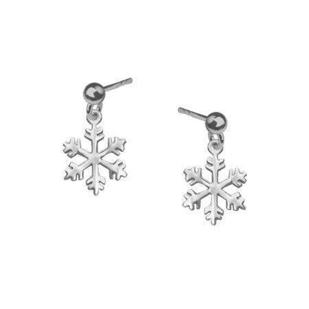 Snowflakes Earrings