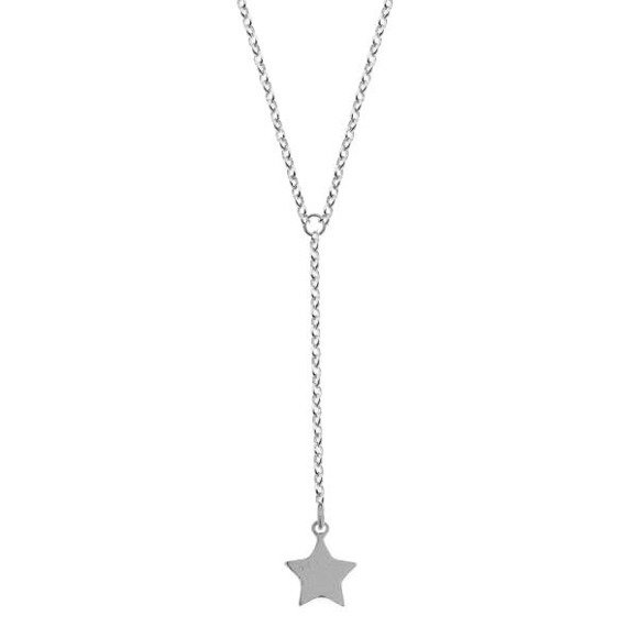 Star necklace 925